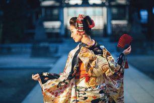 Kimono japonais : 5 règles à respecter quand on le porte