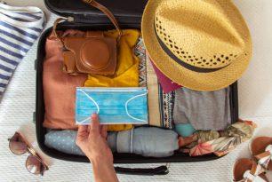 Comment faire sa valise pour 2 semaines ?